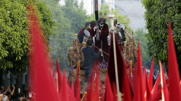 Buen Suceso en el Martes Santo de Córdoba