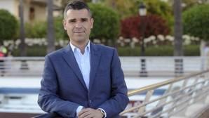 El, por ahora, alcalde de Marbella, José Bernal