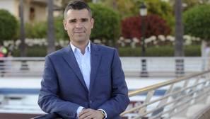 José Bernal, alcalde de Marbella