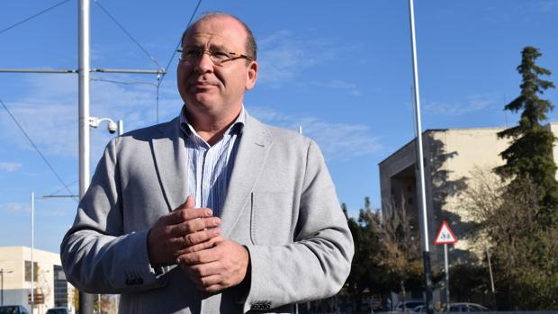 El alcalde de Jaén en una foto de archivo