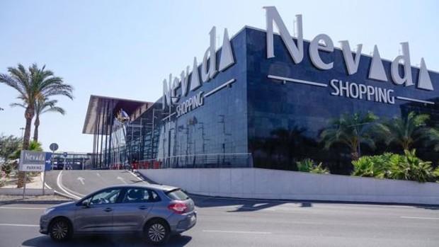 El centro comercial Nevada, en Granada