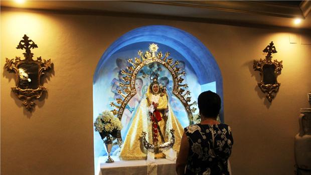 Virgen de la Cabeza, de Baena