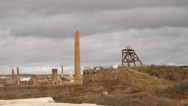 Una mina en la comarca del Guadiato