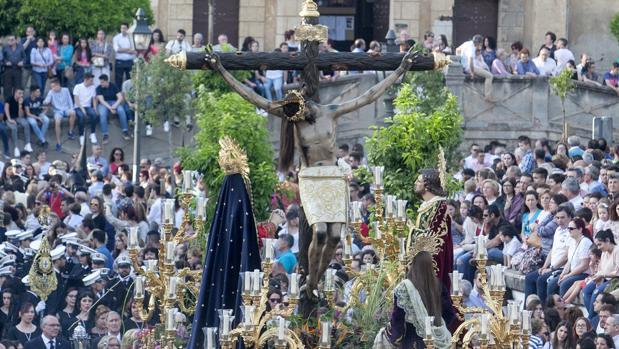 El Santísimo Cristo de Gracia