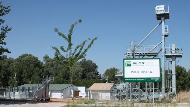 Uno de los proyectos de Silos Córdoba ubicado en la zona experimental del Parque Tecnológico