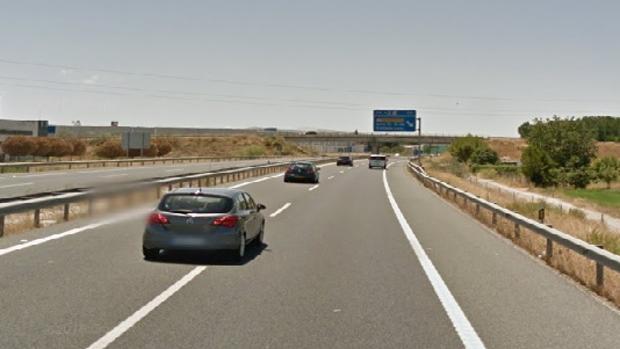 El mortal atropello se ha producido este domingo en plena autovía