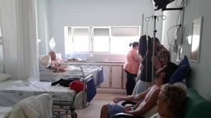 Andalucía está a la cola de camas hospitalarias por habitantes (2,49 por cada mil habitantes)