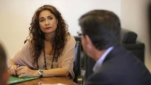 Reunión el martes entre la consejera de Hacienda y Juan Marín en el Parlamento andaluz