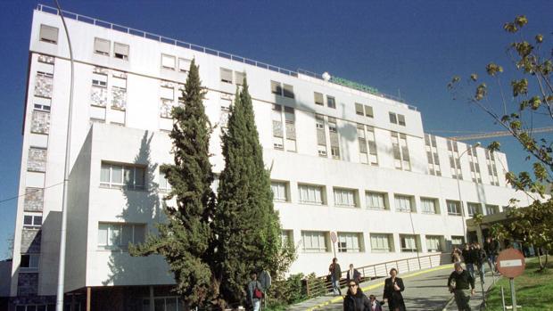 Fachada del Hospital Reina Sofía