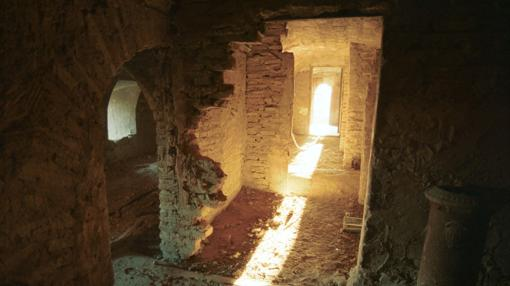 Mazmorra de la Inquisición en el Alcázar de Córdoba