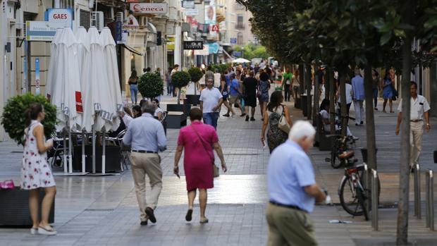 Los ladrones asaltaban viviendas del centro de Córdoba