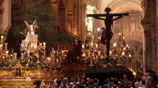 El Huerto, el Remedio de la Ánimas y la Coronación de Espinas en la Catedral