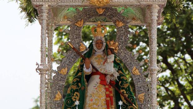 Virgen de la Cabeza de El Carpio