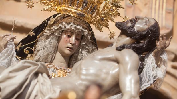 La Virgen de las Angustias, una de las obras cumbres del barroco