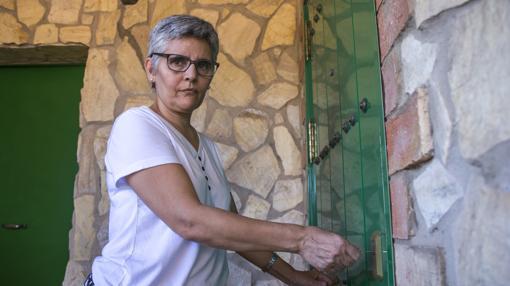 Bella Vázquez, copropietaria del Hostal La Coneja