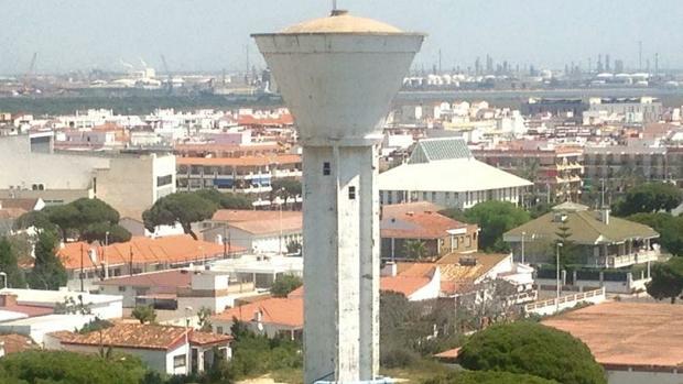 Zona donde se edificarán las torres de pisos