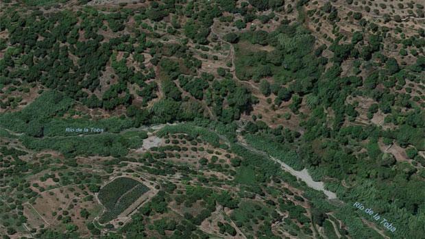 El trágico suceso ha tenido lugar en en una zona conocida como el paraje de Guripe de Los Guájares