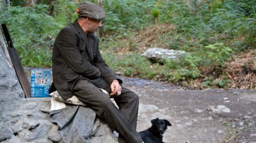 El irlandés Steve, un hippie con clase