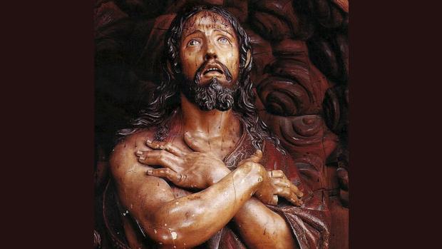 Ecce Homo de la iglesia de San Hipólito