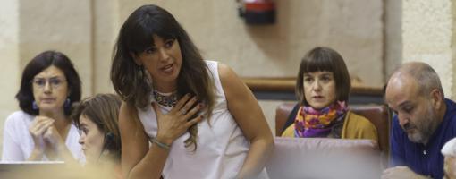 Teresa Rodríguez y sus compañeros recibieron dietas extra por locomoción de 32.375 euros