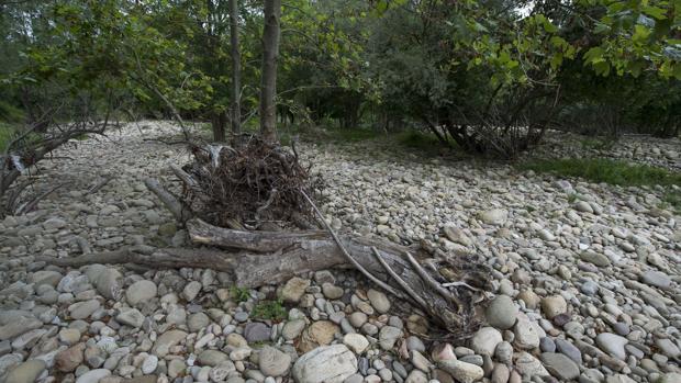 Llevamos tres años secos en el balance hidrográfico