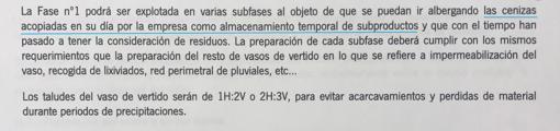 Documento oficial de la Junta