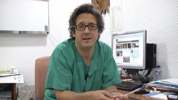 El oncólogo cordobés Juan Rafael de la Haba