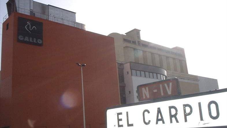 Fábrica de Pastas Gallo en El Carpio