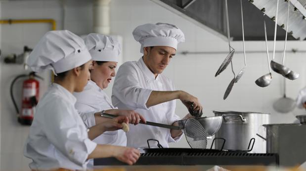 Cursos de formación para cocineros en Córdoba