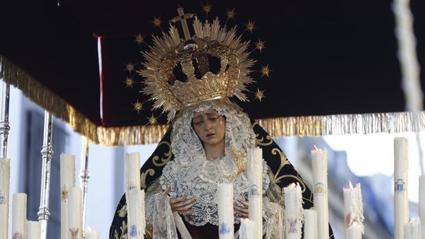 María Santísima de la Caridad