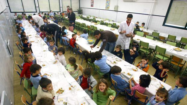 La junta contratar nuevos comedores escolares para 72 centros p blicos en sevilla huelva y ja n - Comedores escolares malaga ...