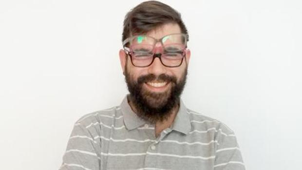 El artista cordobés Rafael Jiménez