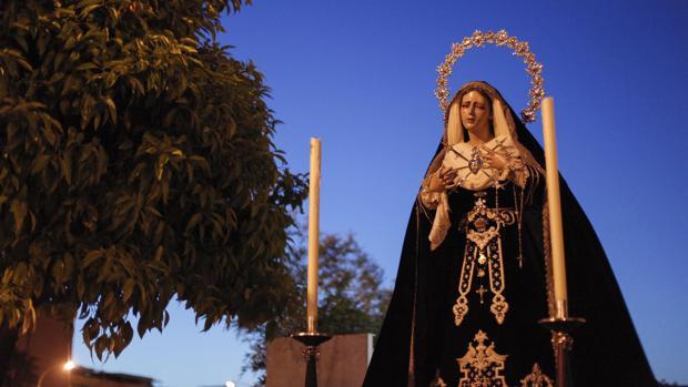Nuestra Señora de la Salud y Traspaso