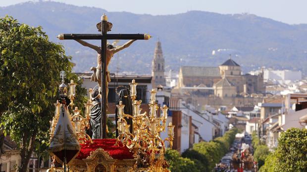 La hermandad del Amor, el pasado domingo de Ramos