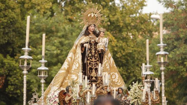 Virgen del Carmen de Puerta Nueva
