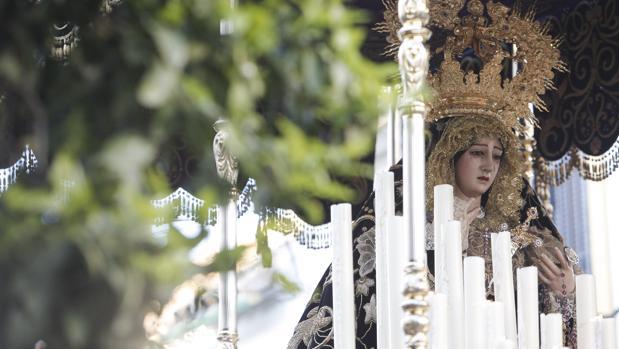 Nuestra Señora del Mayor Dolor en su Soledad