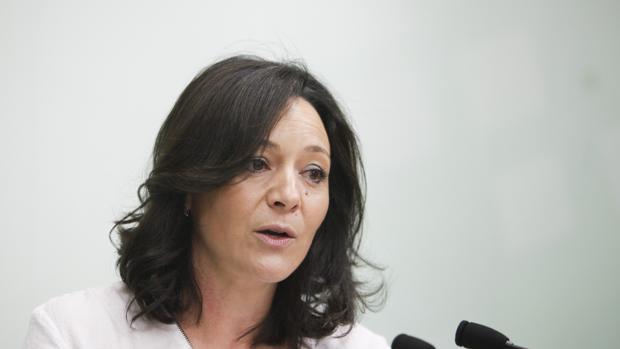La delegada del Gobierno andaluz, en una fotografía tomada en julio de este año