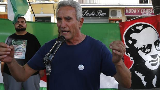 Diego Cañamero, en una imagen de archivo