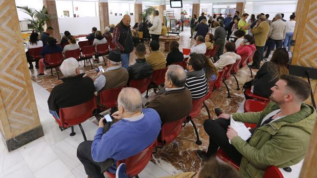 Esperas en la atención ciudadana del Ayuntamiento de Córdoba