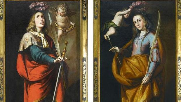 San Acisclo y Santa Victoria
