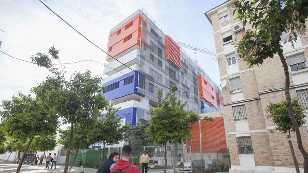 Edificio de La Normal