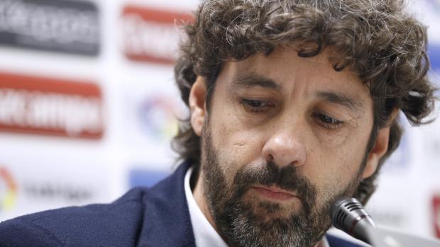 Emilio Vega, nuevo director deportivo del Alcorcón.