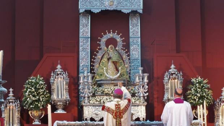 Todo listo para la peregrinaci n de la morenita a la catedral de c rdoba - Casas rurales la morenita ...
