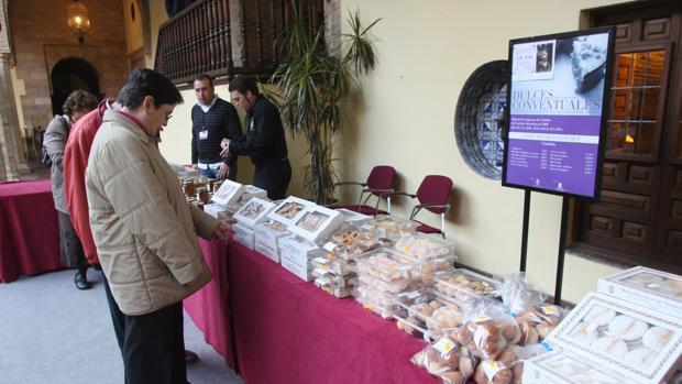 Muestra de dulces conventuales, organizada por el Calvario