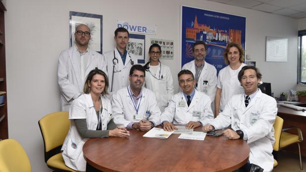 Los investigadores que están realizando el ensayo clínico