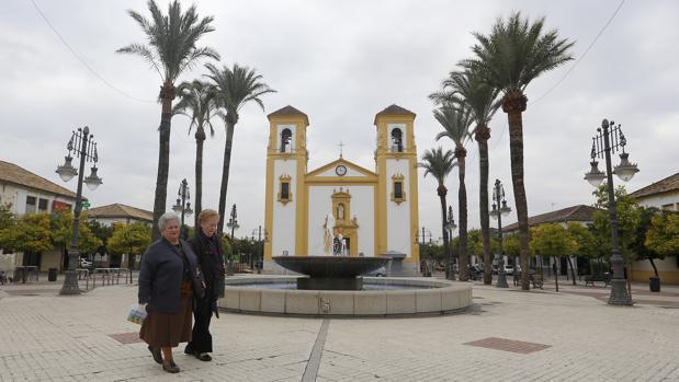 Plaza de Cañero, uno de los enclaves que cambiarán de nombre