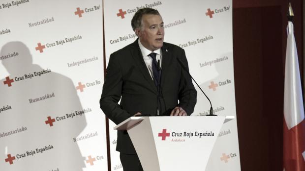 José Carlos Sánchez Berenguel llevaba vinculado a Cruz Roja desde 1972