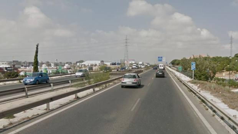Muere un motorista en m laga en un accidente de tr fico - Telefono de trafico en malaga ...