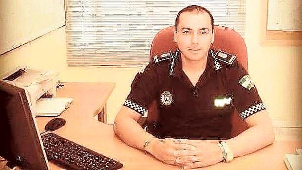 Imagen del Manuel Lebrón, ex policía local de Alcalá de Guadaíra