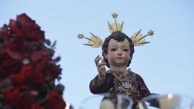 Procesión del Niño Jesús de la Compañía